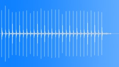 household_piezo gas ignitor_25 - sound effect