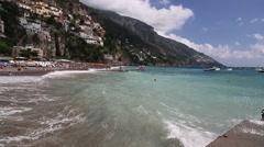 Posintano, Amalfi Coast - stock footage