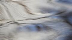 Undulating, hypnotic water - stock footage