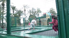 Playing Time for Kids Stock Footage