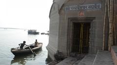 Varanasi, India Stock Footage