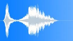 Stock Sound Effects of Extreme Glitch Whoosh Impact 4 (Destroy, Crash, Film)