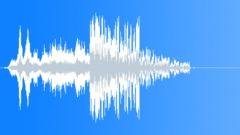 Stock Sound Effects of Extreme Glitch Whoosh Impact (Destroy, Crash, Film)