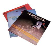 george carlin albums - stock photo