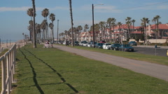 Huntington Beach Peir-03 - stock footage