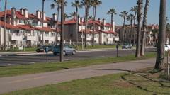 Huntington Beach Peir-18 Stock Footage