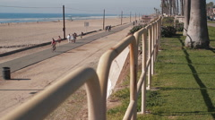 Huntington Beach Peir-21 - stock footage