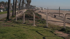 Huntington Beach Peir-27 - stock footage
