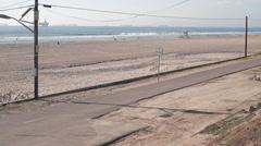 Huntington Beach Peir-45 - stock footage