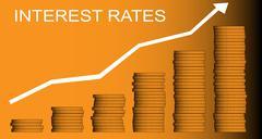 Stock Illustration of interest rates