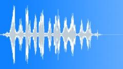 Cartoon screechy duck mock Sound Effect
