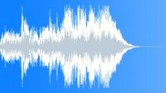 Dark Bell Riser Ident Sound Effect