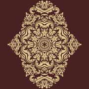 Stock Illustration of Orient Vector Pattern. Abstract Ornament