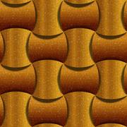 Abstract paneling pattern - seamless background - fabric surface Piirros