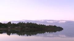 Fiji, Viti Levu, Nayawa Village, Bank XLS - stock footage