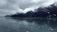 Glacier Time-lapses Stock Footage