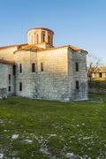 Christian orthodox monastery, greece Stock Photos