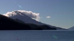 Elaine Bay Marlborough New Zealand Stock Footage
