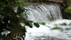 Cataract Falls Stock Footage