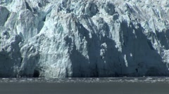 Sunny Glacier Bay Stock Footage