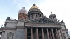 The State Hermitage Museum Petersburg Stock Footage