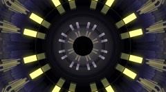 Optical Genesis - Looped High Tech VJ Loops V2 - 02 (Minimal Version) - stock footage