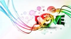 love  - stock illustration