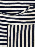 Sailor's strip vest Stock Photos