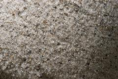 flat quartz sand with top left lighting - stock photo