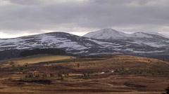 CAIRNGORMS NATIONAL PARK, SCOTLAND  1 Stock Footage