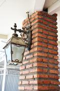lamp design - stock photo
