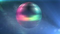 Disco ball #2 Stock Footage