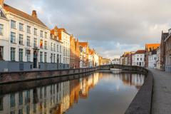 Bruges - stock photo