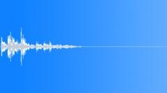 BIG PLASTIC BOTTLE IMPACT FLOOR 03 Sound Effect