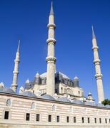 Stock Photo of Selimiye Mosque, The UNESCO World Heritage Site Of The Selimiye Mosque