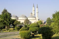 Ottoman Mosque in Edirne, Turkey, Edirne is the first capital of Ottoman Empire Stock Photos