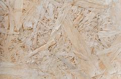 Plywood particle board for background Stock Photos