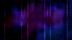 Dark Blue Streak Abstract Loop - stock footage