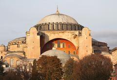 Hagia Sophia, Istanbul, Turkey - stock photo