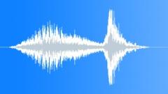 Stock Sound Effects of Origin Whoosh Impact