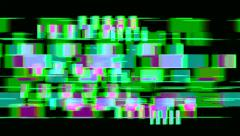 Data Burst 8 Bit Super Highway - Colour Loop Arkistovideo