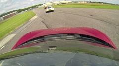 Ferrari 458 POV 2 Stock Footage