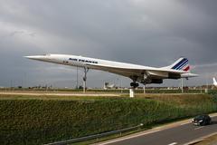 Concorde Stock Photos