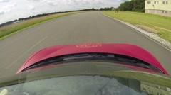 Ferrari 458 POV 3 Stock Footage