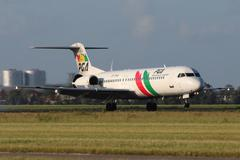 Pga - portugalia airlines Stock Photos