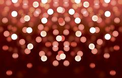 vector background bokeh - stock illustration