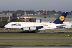 Lufthansa Stock Photos