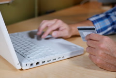 Online Shopping NTSC Stock Footage