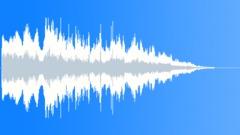 Tech fantasy intro transition - sound effect