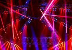 Night club lights Kuvituskuvat